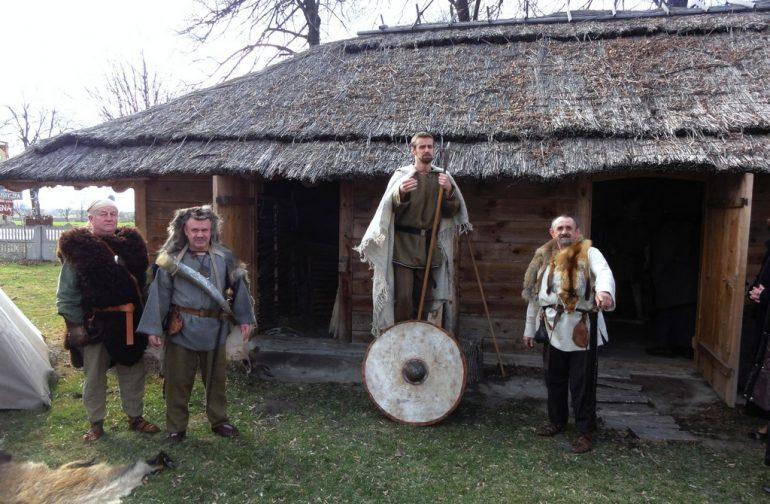 Wizyta studyjna w Wiosce Gotów w Masłomęczu