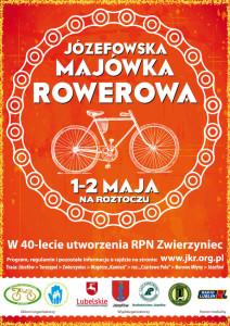 Józefowska majówka rowerowa