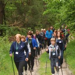 Kolejny rajd Nordic Walking za nami