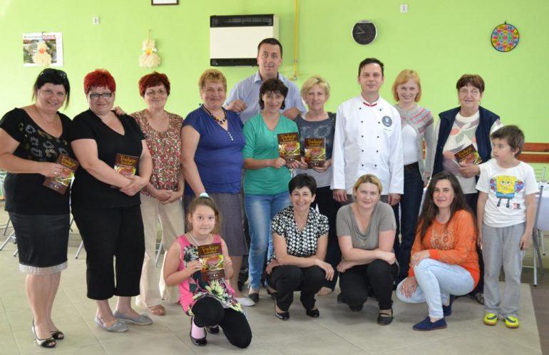 Spotkanie kulinarne w Szopinku – zakończenie części warsztatowej projektu