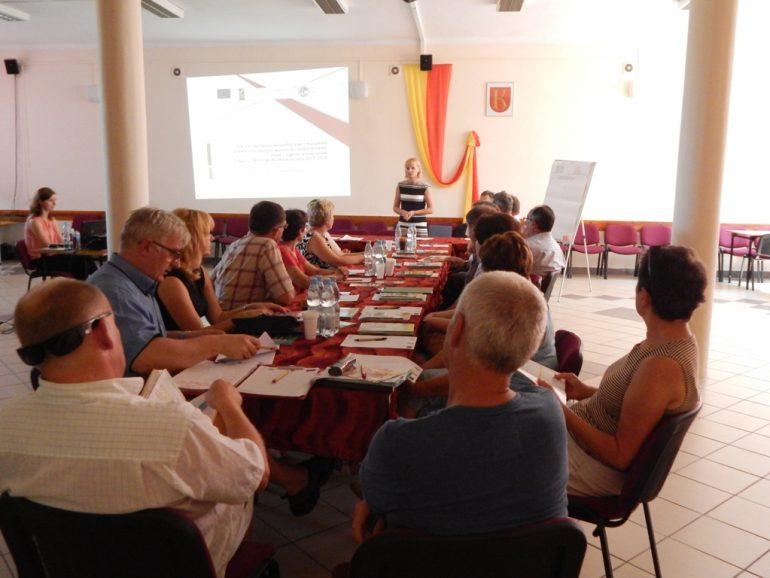 Konsultacje społeczne – opracowanie LSR na lata 2016 – 2020
