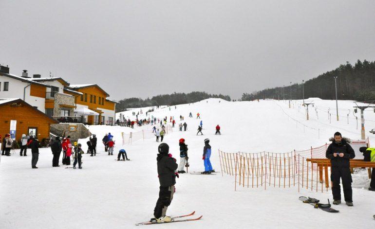 Roztocze zaprasza na narty do Jacni i Szopowego