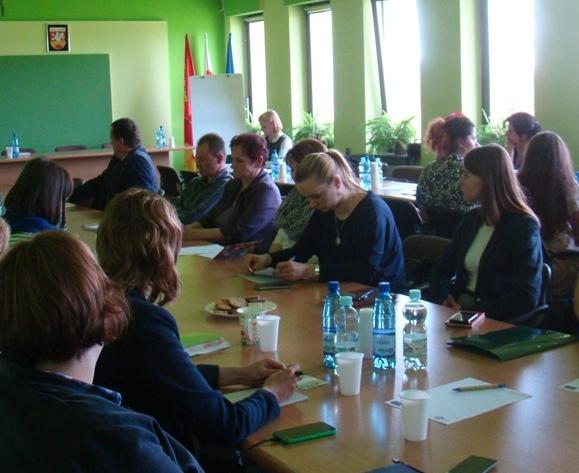 Spotkanie fokusowe dotyczące monitoringu i ewaluacji Lokalnej Strategii Rozwoju