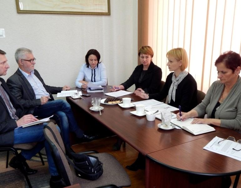 Spotkanie grupy roboczej – monitoring i ewaluacja Lokalnej Strategii Rozwoju