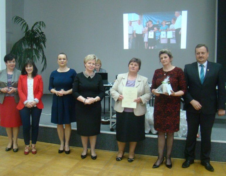 III miejsce w konkursie Liderzy Lokalnych Społeczności – Koło Gospodyń Wiejskich w Błoniu