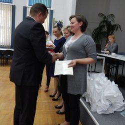 Wyróżnienie w konkursie Liderzy Lokalnych Społeczności – Sołectwo Szopinek