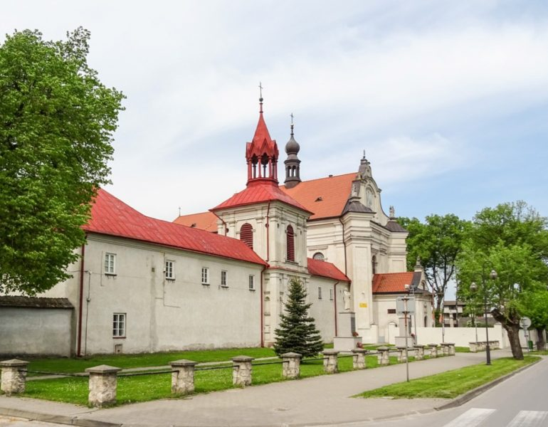 Sanktuarium i Klasztor w Krasnobrodzie