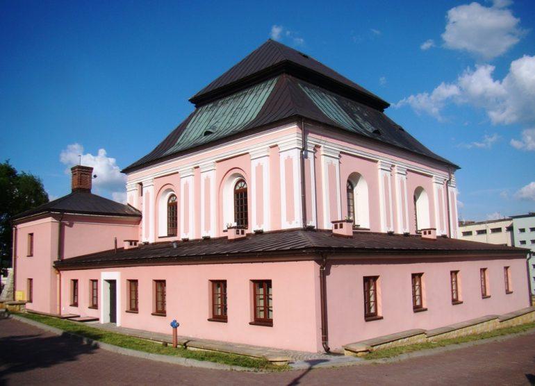 Synagoga wSzczebrzeszynie
