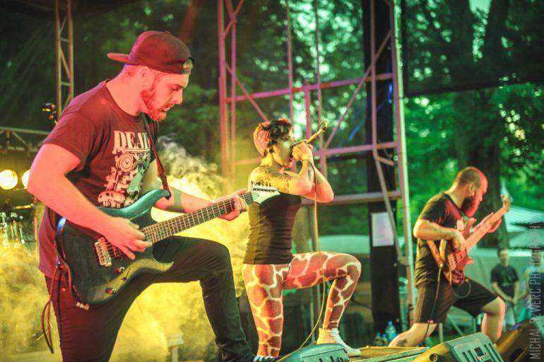 W miniony weekend w Zwierzyńcu królowały rockowe brzmienia