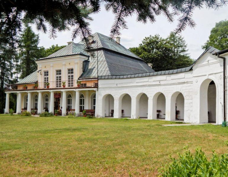 Dawny Pałac Leszczyńskich i Fudakowskich w Krasnobrodzie