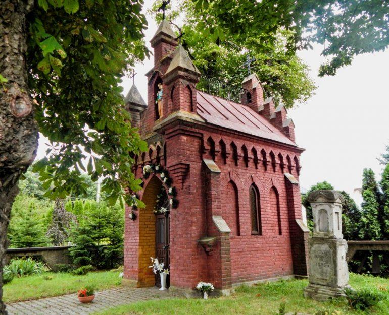 Kaplica św. Antoniego wMokrem