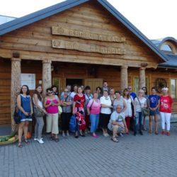Liderzy Dolnośląskiej Odnowy Wsi z wizytą studyjną na Roztoczu