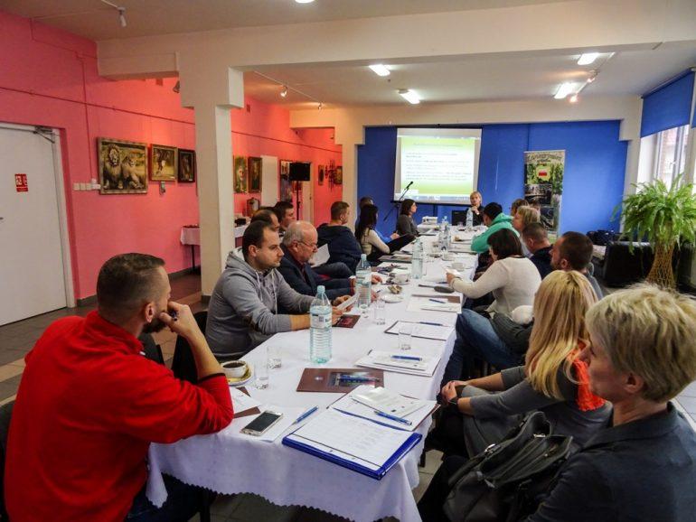 Relacja ze spotkań informacyjno – konsultacyjnych