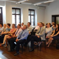 Relacja ze spotkania informacyjno – konsultacyjnego dla Grantobiorców
