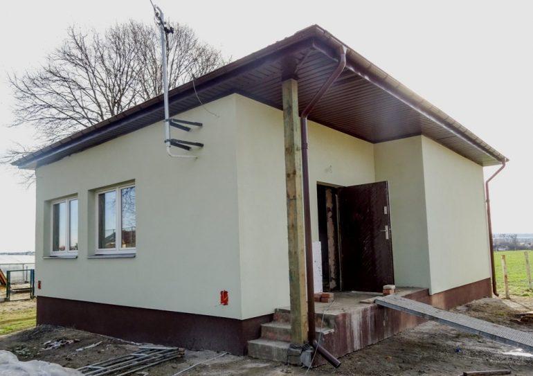W Jatutowie na terenie Gminy Zamość powstaje Pokoleniówka – Centrum Inicjatyw Lokalnych