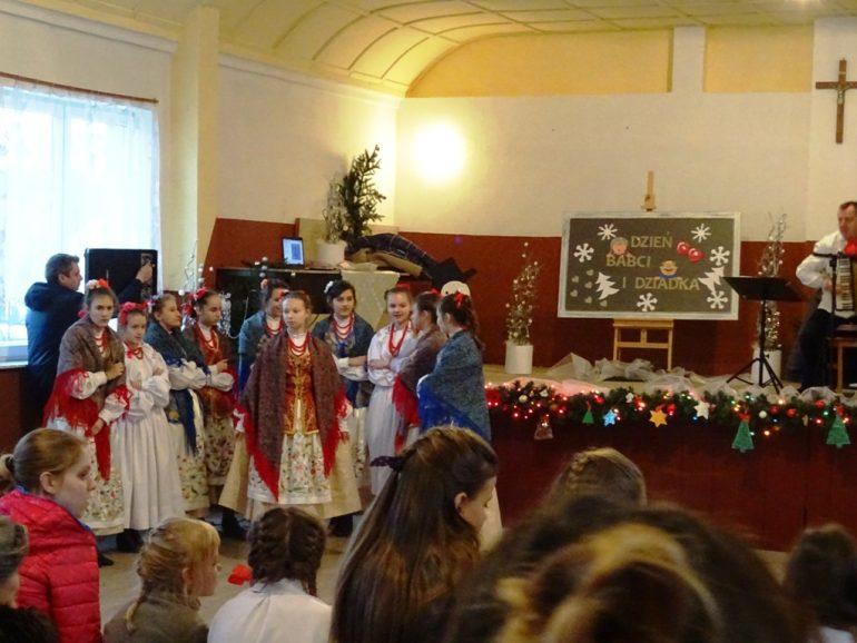 Spotkania w świetlicy wiejskiej w Sochach