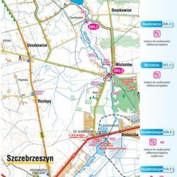 Odcinek 4: Szczebrzeszyn – Michalów – Deszkowice – Nielisz