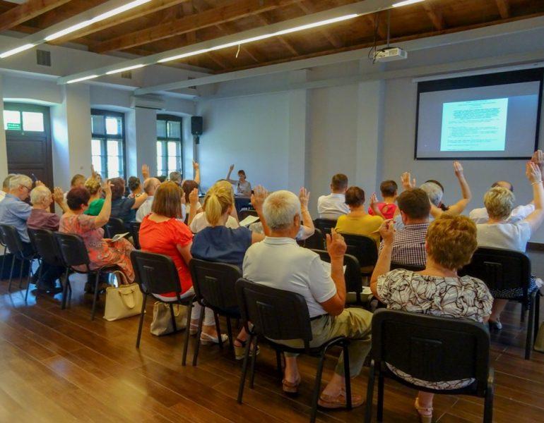 """Walne Zebranie Członków LGD """"Nasze Roztocze"""" w dniu 10.06.2019r. wprowadziło zmiany w Lokalnej Strategii Rozwoju oraz w kryteriach wyboru operacji"""