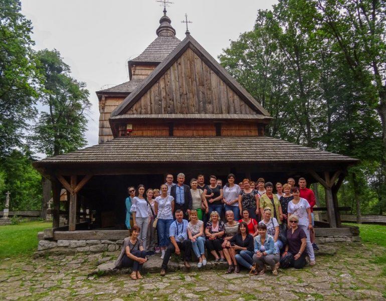 Wyjazd studyjno – szkoleniowy do Osady Kresowej w Baszni Dolnej