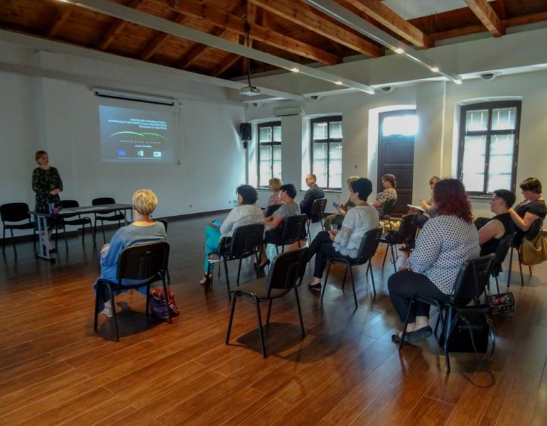 Spotkanie informacyjno – konsultacyjne dla grantobiorców