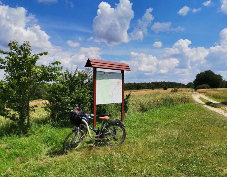 Szlaki turystyczne Szczebrzeszyna z odnowionym oznakowaniem i nową infrastrukturą